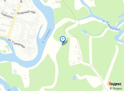 Набережная турбазы Самара, апрель 2016 - просмотр фото на карте