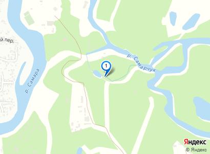 Заводь в районе турбазы Островок - просмотр фото на карте