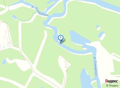 Весенний лес и Самарчук (район турбазы ДУБКИ) - просмотр фото на карте