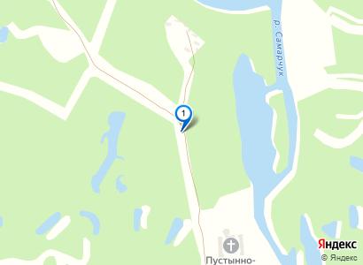 05 Февраля 2007 - заснеженная дорога в лесу - просмотр фото на карте