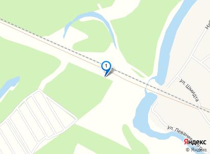 Сосновый лес в Орловщине, март 2016 - просмотр фото на карте