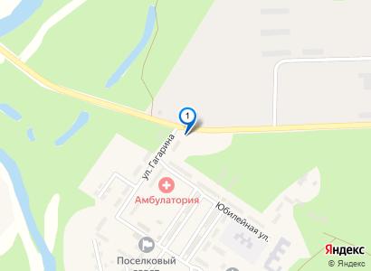 Памятник-танк в ПГТ Гвардейское - просмотр фото на карте
