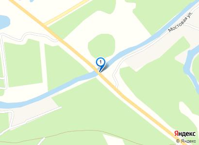 Красный мост в направлении Орловщины - просмотр фото на карте
