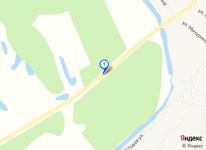 Утренний рейс. Автобус из Орловщины. - просмотр фото на карте