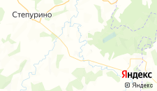 Гостиницы города Брызгалово на карте