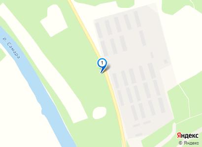 Военный городок Черкасское. База 93 механизированной бригады. - просмотр фото на карте