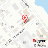 Шиномонтажная мастерская на ул. Достоевского, 2Б