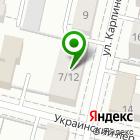 Местоположение компании ВТИ-Сервис