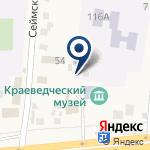 Компания Межпоселенческая библиотека Октябрьского района на карте