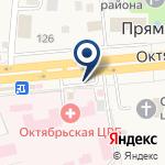 Компания Октябрьская центральная районная больница на карте