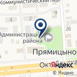 Компания Общественная приемная партии Единая Россия по Октябрьскому району Курской области на карте