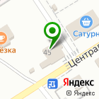 Местоположение компании ОССА-автоБЕТОН