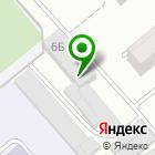 Местоположение компании Орелтеплогаз