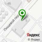 Местоположение компании ВИЮР