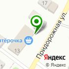 Местоположение компании Ёлочка