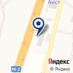 Компания Бош-Центр Моква на карте