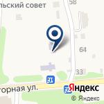 Компания Моковская средняя общеобразовательная школа на карте