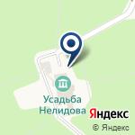 Компания Моква на карте