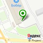 Местоположение компании Мастерская по ремонту и перетяжке автокресел