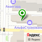 Местоположение компании Медкабинет