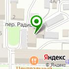 Местоположение компании Курская торгово-промышленная палата