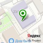 Местоположение компании Курский музыкальный колледж-интернат слепых