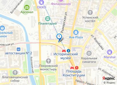 """Посмотреть на карте фируму: Магазин одежды для женщин """"Kamilla-Shop"""""""