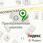 Местоположение компании Иконно-книжная лавка подворья свято-пафнутьева Боровского монастыря