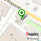 Местоположение компании Адвокатский кабинет Егиазарова И.В.