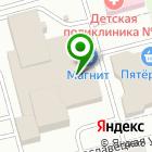 Местоположение компании Церковная лавка на ул. Кибальчича
