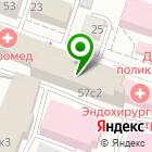 Местоположение компании Калужский организаторско-технологический колледж