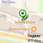 Местоположение компании Акцент Калуга мебель