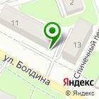 Местоположение компании Декорация
