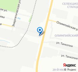 Организация Памятники Харьков на карте