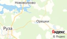 Гостиницы города Коковкино на карте