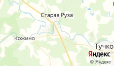 Гостиницы города Нестерово на карте