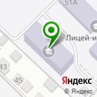 Местоположение компании Белгородский техникум промышленности и сферы услуг