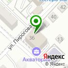 Местоположение компании ГРОМОВ