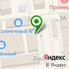 Местоположение компании В ЯБЛОЧКО