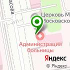Местоположение компании Белгородское патологоанатомическое бюро