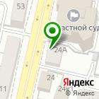 Местоположение компании Попова М.И.