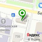 Местоположение компании Центр православной книги