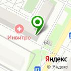 Местоположение компании Промедика