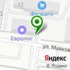 Местоположение компании Принтиус