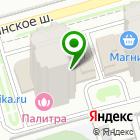 Местоположение компании Ремонт в Звенигороде