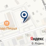 Компания Printo на карте
