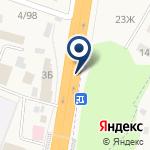 Компания Гостиница на карте
