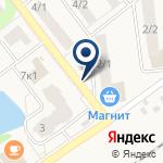 Компания Белорусские продукты на карте