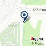 Компания Зеленоград на карте