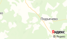 Гостиницы города Матвейково на карте